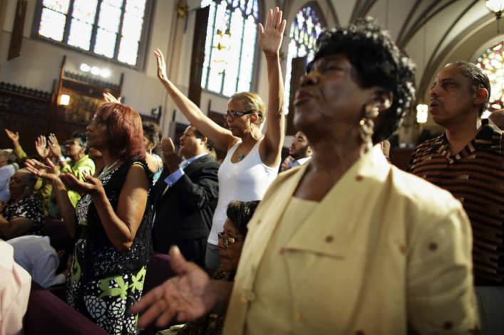 調研:黑人基督徒普遍對政治感到無力